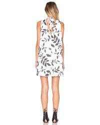 BB Dakota - White Scottia Dress - Lyst