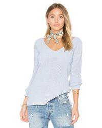 BB Dakota | Blue Zona Sweater | Lyst