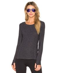 Beyond Yoga - Black Light As A Feather Pullover - Lyst