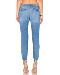 Black Orchid - Blue Patch Pocket Trouser - Lyst