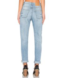 Cheap Monday - Blue Donna Straight - Lyst