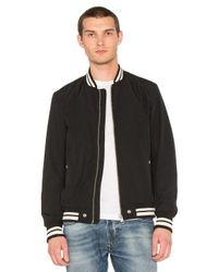 DIESEL | Black Radical Jacket for Men | Lyst