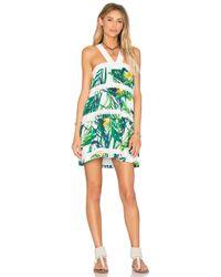 d.RA - Green Shanna Dress - Lyst
