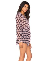 e7fa6ee2822 Lyst - The Fifth Label Password Playsuit in Black