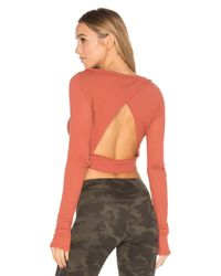 Free People | Multicolor Battu Cover Up Top | Lyst