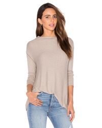 Free People | Multicolor Lover Rib Thermal Top | Lyst