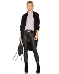 LNA - Natural Oversized Cocoon Wrap - Lyst