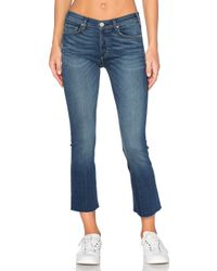 Mcguire - Blue Gainsburg Cropped Baby Bootcut 2 - Lyst