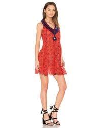 Poupette - Red Blabla Dress - Lyst