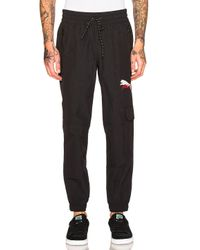 Puma Select - Black X Trapstar Pants for Men - Lyst