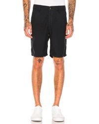 Rag & Bone | Blue Standard Issue Shorts for Men | Lyst