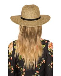 RVCA - Natural Daybreak Hat - Lyst