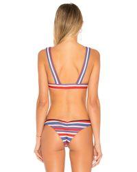 Storm - Multicolor Malibu Bikini Top - Lyst