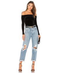 Bailey 44 - Black Wish Come True Off The Shoulder Top - Lyst