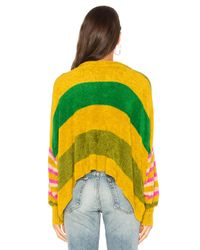 Free People | Multicolor All About You Pullover Sweater | Lyst