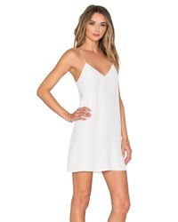 Cami NYC - White The Back Lace Dress - Lyst