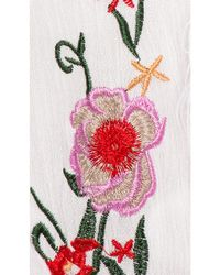 Raga - White Flora Romper - Lyst