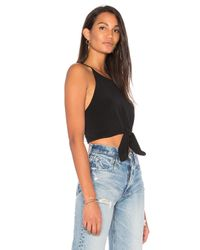 Motel - Black Knot Your Crop - Lyst