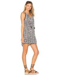 Poupette - Black Lola Mini Dress - Lyst