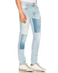 Nudie Jeans - Blue Lean Dean for Men - Lyst