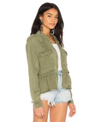 Sanctuary - Green New Discovery Jacket - Lyst