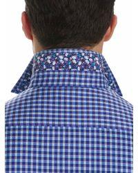 Robert Graham - Purple Matira Sport Shirt Tall for Men - Lyst