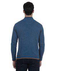 Robert Graham | Blue Cavalry Sweater for Men | Lyst