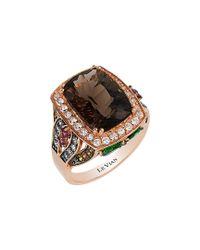 Le Vian - Metallic ® 14k Rose Gold 7.32 Ct. Tw. Gemstone Ring - Lyst