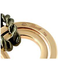 Poiray - Metallic 18k Rose Gold 1.21 Ct. Tw. Diamond Toggle Necklace - Lyst