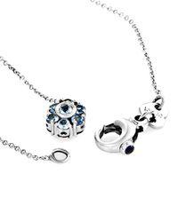 Pasquale Bruni Blue 18k Gemstone Necklace
