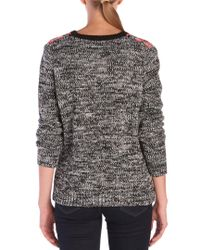 Cynthia Vincent - Black Twelfth Street By Pullover Sweater - Lyst