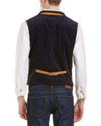 NIFTY GENIUS - Gray Cooper Vest for Men - Lyst