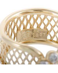 Heritage Van Cleef & Arpels - Metallic Van Cleef & Arpels 18k 0.34 Ct. Tw. Diamond Ring - Lyst