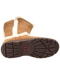 Ugg - Brown Women's Katia Waterproof Suede Tall Boot - Lyst