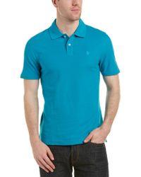 Original Penguin - Blue The Pop Basic Heritage Slim Fit Polo for Men - Lyst
