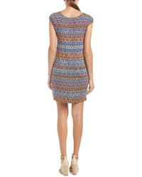 Tori Richard - Blue Dress - Lyst