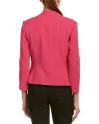 Tahari - Pink Tahari Asl Jacket - Lyst