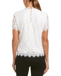 Laundry by Shelli Segal - White Top - Lyst