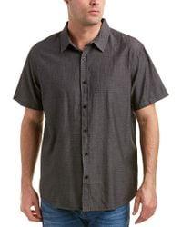 Tavik - Black Clarke Shirt for Men - Lyst
