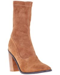 Sol Sana - Brown Chloe Leather Boot - Lyst