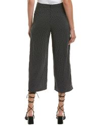 Cotton Candy - Black Polka Dot Pant - Lyst