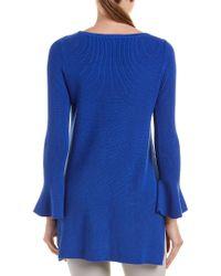 Cece by Cynthia Steffe - Blue Sweater - Lyst