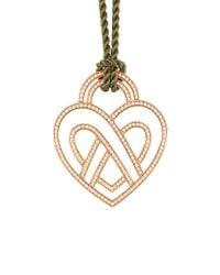 Poiray Metallic 18k Rose Gold 1.21 Ct. Tw. Diamond Toggle Necklace