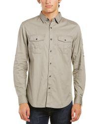 Sovereign Code - Gray Sentry Shirt for Men - Lyst
