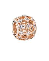 Pandora - Multicolor Rosetm Cz In The Spotlight Charm - Lyst