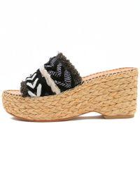 Dolce Vita Black Lupe Sandal