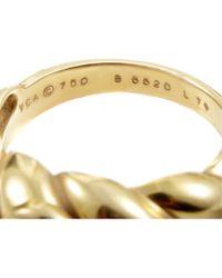 Heritage Van Cleef & Arpels - Metallic Van Cleef & Arpels 18k Lapis Lazuli Ring - Lyst