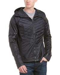 Rossignol Black Course Hood Light Insulator Jacket for men