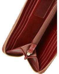 Brooks Brothers - Multicolor Slg Long Zip Wallet for Men - Lyst