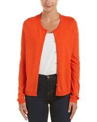 Cece by Cynthia Steffe - Orange Top - Lyst